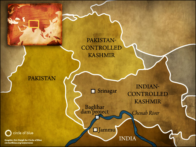 water conflicts india and pakistan relationship