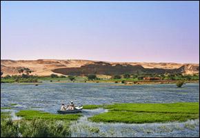 Nile River Water Allocation