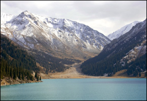 Changing Climate Complicates Central Asian Water Management