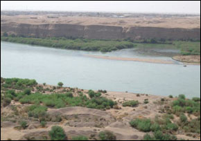 Iraq also blames upstream dams in Turkey for the river's low levels, which permit seawater intrusion in the Tigris and Euphrates. Both sides tried to ameliorate the situation with Thursday's agreement.