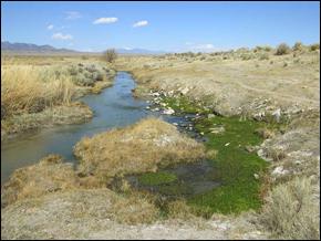 Snake Valley, Utah.  Image courtesy of the Utah Geological Survery