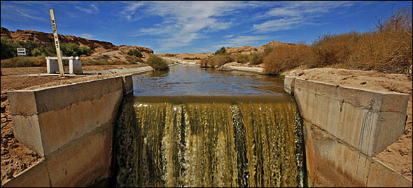 U.S. Water Issues Dividing and Challenging the Country like never before