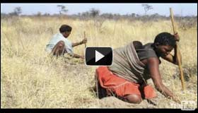 Video: James G. Workman Discusses the Water and Climate Issues that Haunt Botswana's Bushmen