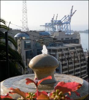 Harbor of Valparaíso