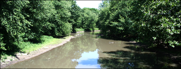 Sangamon River, Illinois