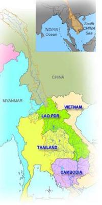 Mekong basin.