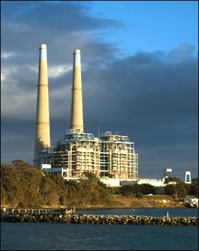 California Power Plant