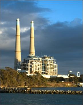 California Power Plant