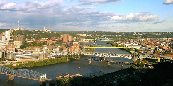 Monongahela River Pennsylvania West Virginia American Rivers Endangered Coal mining Pollution Fracking Natural Gas