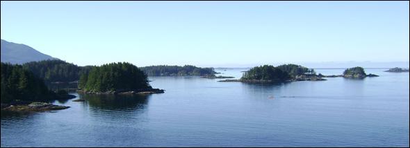 Sitka Alaska Bulk Water Exports