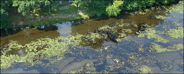 Energy Water Tar Sands Oil Spill Kalamazoo River Michigan Alberta Canada Midwest
