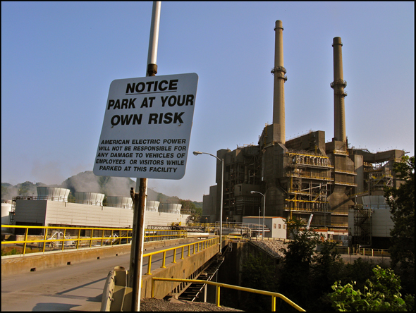 Coal Mine Water Energy Pollution Mining Clinch River Power Plant Virginia