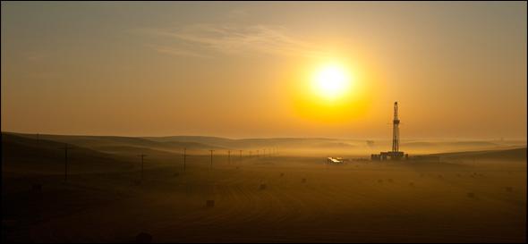 North Dakota Bakken Shale Oil Water Energy Frack Pollution