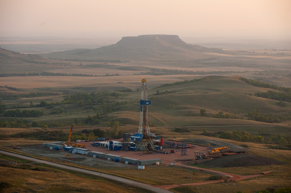 North Dakota Bakken Shale Oil Natural Gas Water Energy Frack Pollution