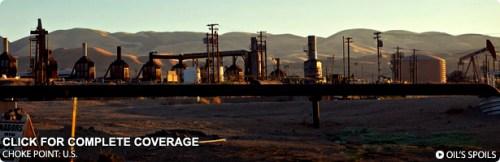 Choke Point:US--Oil Spoils