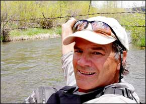 Jon Waterman, Author, Running Dry, Colorado River