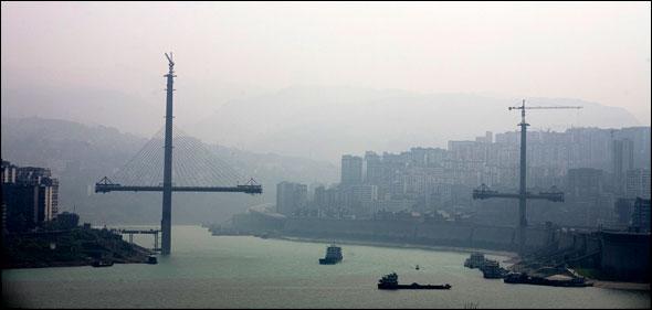 Chinese Bridge Construction