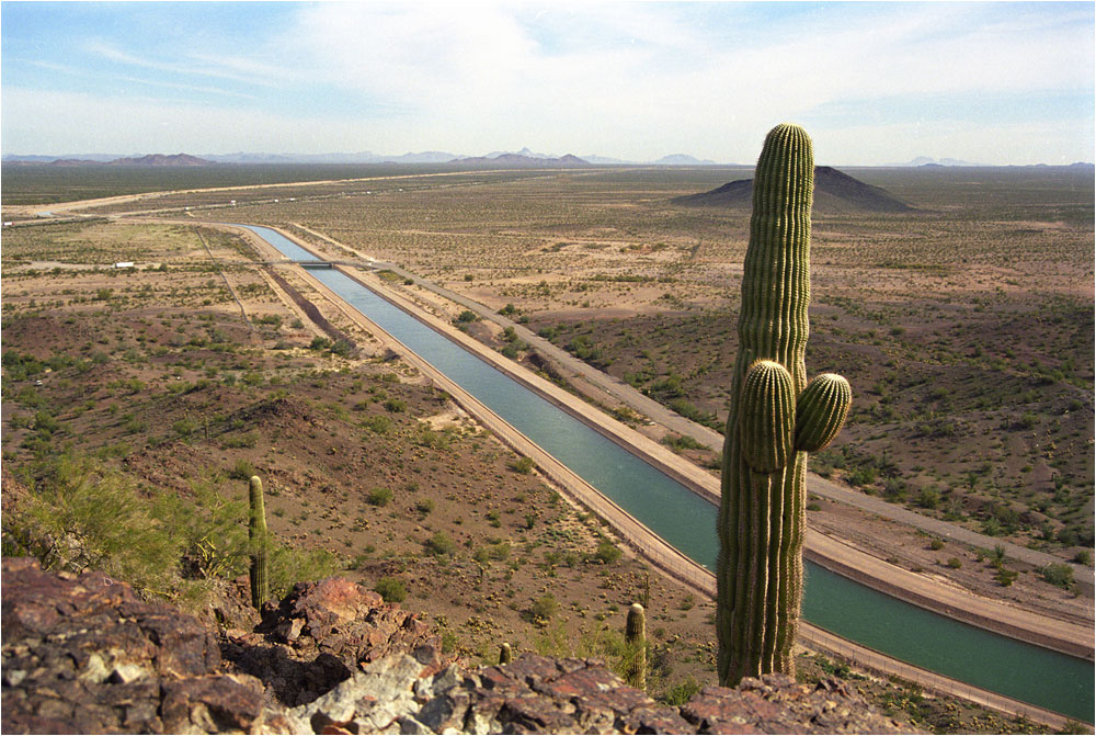 Prompted By Scarcity Colorado River Basin States Examine