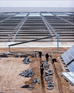 China Water Energy Solar Power Renewable Industry Economy
