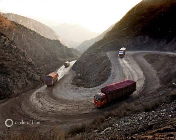 China Water Energy Coal Inner Mongolia Daqing Shan Mine