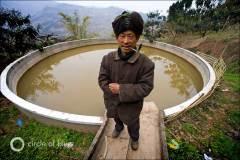 China Water Energy Rainwater Harvest Agriculture Farm Farmer