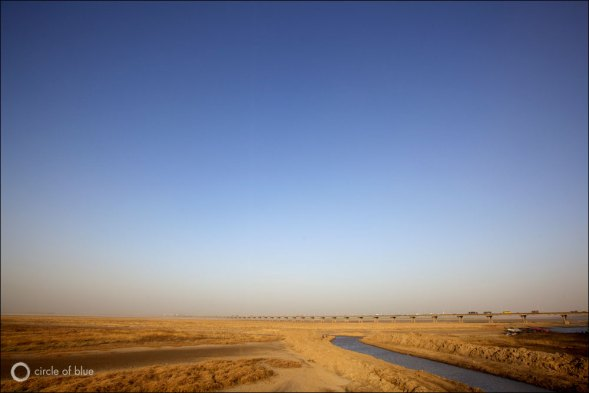 In the mid-1990s, the Yellow River was so exploited by industry and agriculture that it did not have enough water to reach its opening at the sea. Conservation efforts changed that, and now it does.