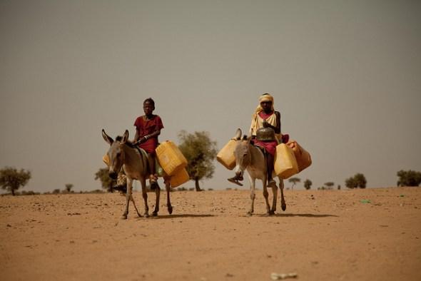 Sahel drought sub-Saharan Africa food water crisis security shortage price