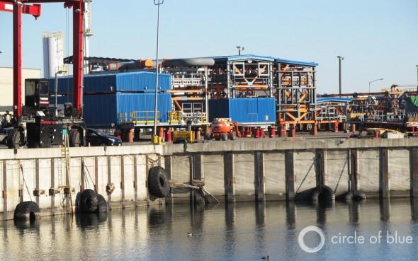 south korea module tar sands processing plant alberta canada pasco washington