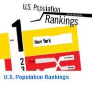 amanda northrop u.s. population rankings cities
