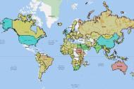 Land Grab Map