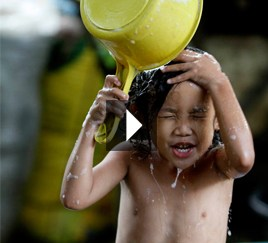 Manila Cuatro philippines water privatization east zone slums informal community squatter village