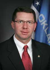 Oklahoma Speaker of the House Kris Steele
