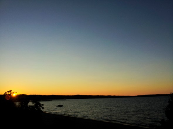 east grand traverse bay traverse city sunset circle of blue internship