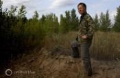 Wan Ping China conservationist NGO founder nature reserve Ke Er Qin grasslands Tongyu County Jilin Province