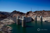 Colorado River Basin Lake Mead Las Vegas Hoover Dam drought
