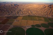 Colorado River Basin farm land agriculture crops irrigation wells mojave desert
