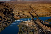 Colorado River Basin Bridges Pipelines Infrastructure lake havasu