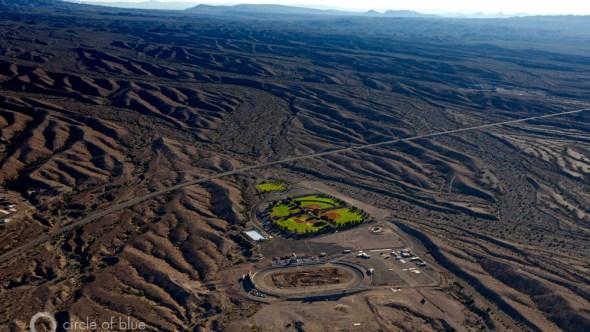 Colorado River shortage water supply Nevada drought