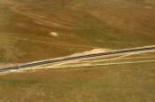 Grasslands Inner Mongolia highway desertification