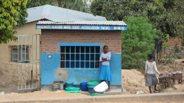 ned breslin water for people malawi Nkolokoti-Kachere