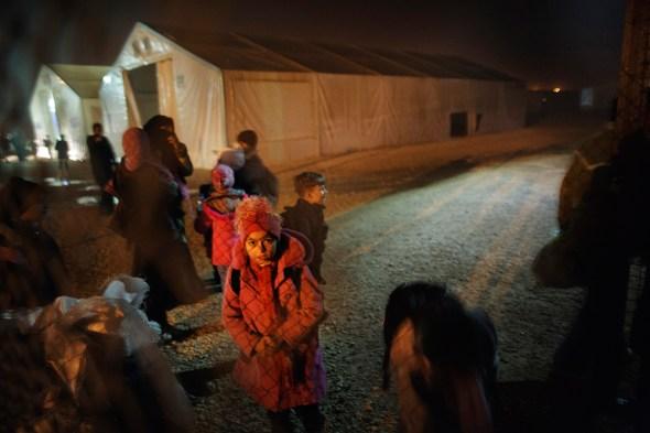 Syria refugee camp winter storm lebanon iraq jordan Zaatari refugee camp united nations unhcr