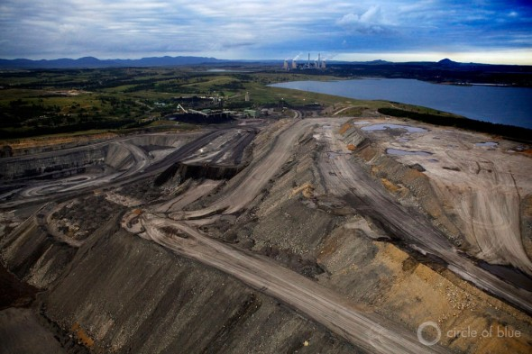Australia New South Wales Nardell Mine Bayswater coal mining industry