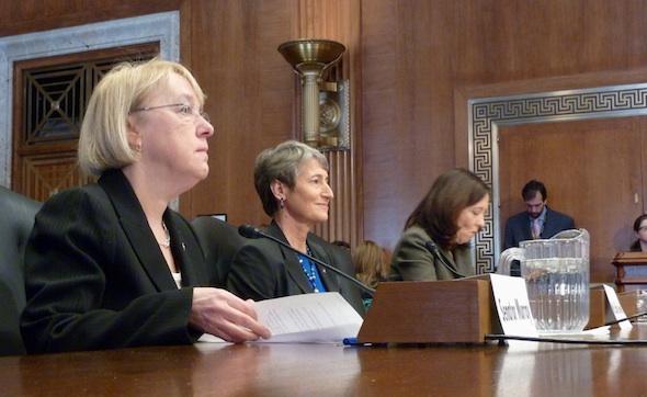Sally Jewell Interior Department Washington Water Main Obama nominees