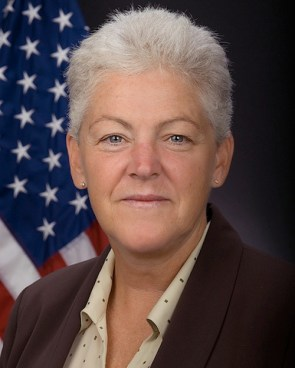 Environmental Protection Agency EPA Nominee Gina McCarthy Barack Obama Washington Water Main