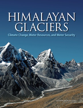 Peter Gleick Climate Change Himalayas U.S. National Academy of Sciences