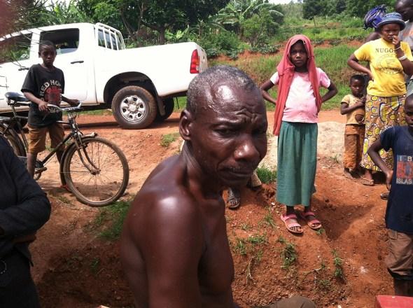 Sylverien water for people rwanda ned breslin Energy Water Sanitation Authority EWSA
