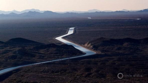 Colorado River Central Arizona Project shortage Arizona water supply