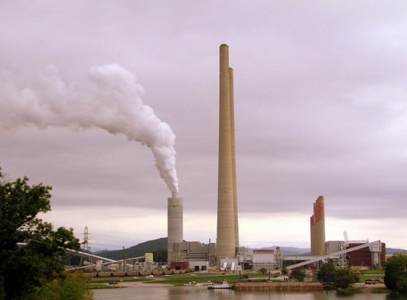 Kingston Fossil Plant coal ash spill