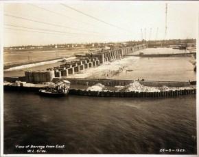 Esna Barrage Nile River Norbert Schiller Aswan High Dam Egypt hydroelectric hydropower