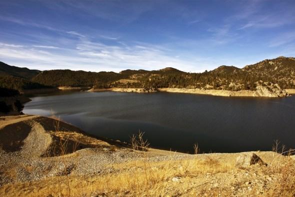Colorado River Gross Reservoir pipeline Missouri River Denver Front Range